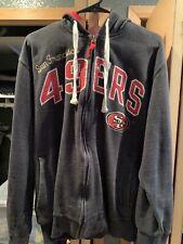 San Francisco 49ers Hoodie Mens Size L