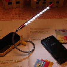 Best Sell 10 LED Light night Flexible Lamp for Reading Notebook Laptop USB Plug