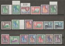More details for st vincent 1949-52 sg 164/77 mnh cat £45