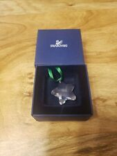 New Swarovski Crystal Holiday Christmas Small Star Ornament in Box