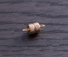 One 14k Gold Magnetic Barrel Clasp DB4P