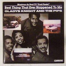 Ford Fiesta 45 Tours Gladys Knight & The Pips
