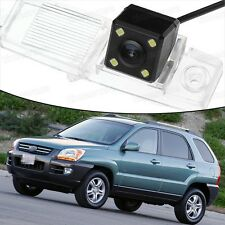 4 LED CCD Rearview Camera Reverse Parking Backup Fit for Kia Sportage 2006-2010