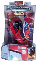 Transformers Cybertron Series Deluxe Class Excellion Action Figure New w Creases