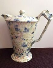 "CHINTZ JAMES KENT LTD. LONGTON ""DU BARRY""  FOOTED COFFEE POT ~RARE~"