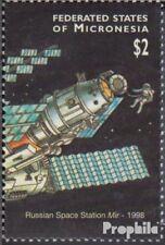 Mikronesien 742 (volledige uitgave) postfris MNH 1999 Studie Zonnestelsel