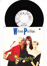 "7"" Wilson Phillips - Impulsive ( Aor Mix ) ---"
