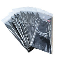 "11pcs/set 32"" 80cm Stainless Circular Knitting Needles Kit Size 6-16 UK"