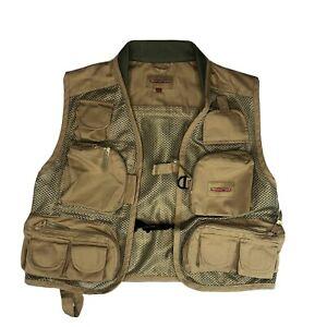 Redington Fishing Vest - Brown, Size XS
