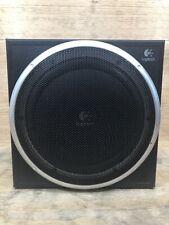 Logitech Z-540 Speaker Sub Subwoofer 60Hz Black - Tested Works