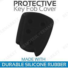 Remote Key Fob Cover Case Shell for 2017 Cadillac XT5 Black