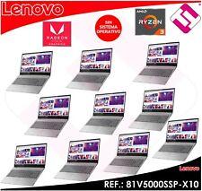 "Lenovo V155-15API 15,6"" (AMD Ryzen 3 3200U, 8GB RAM, 256GB SSD) Portátil - Gris Hierro (81V5000SSP)"