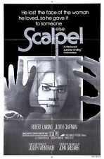 Scalpel Poster 01 A4 10x8 Photo Print