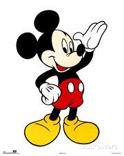 Walt Disney Mickey Mouse Classic Mini Poster Print, 16x20