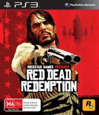 Red Dead Redemption PS3 Game USED