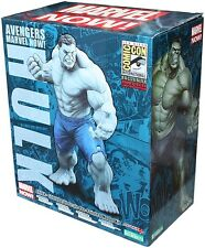 "Kotobukiya Marvel Avengers Grey Hulk 10"" Bust Statue Figure 2014 SDCC Comic Con"