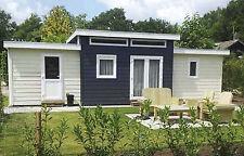 Mobilheim, Ferienhaus, Bungalow GRÖMITZ 40qm Musterhaus, 2 Schlafzimmer