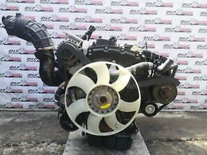 11-16 FORD TRANSIT MK7 / MK8 2.2 TDCI RWD ENGINE 84K MILES COMPLETE WITH TURBO