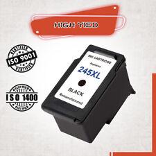PG-245XL Black Ink Cartridge For Canon Pixma TS3120 TS3122 TS202 TS302 MG2500