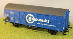 Brawa 48714 Couvert Marchandises Gl 22 Bauknecht, DB 192 000, Epoque 3,H0