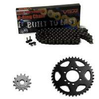 JT Front Rear Sprocket Kit 14T 36T and 520 O Ring Chain Suzuki LTR450 06-09