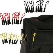 30Pcs Zipper Pulls Replacement Zip Cord Puller Slider for Jacket Backpack
