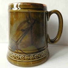 Horses/Foals Pottery Mugs