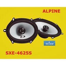 """Alpine SXE-4625S Altoparlanti Coassiali a 2 vie 10x15 cm (4x6"""") 150W COPPIA"""