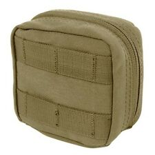 Condor Outdoor 4x4 Tactical Hunting Utility w/ MOLLE Multi-Function Pouch Tan