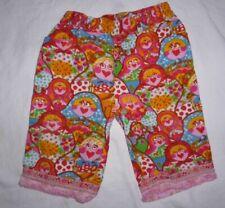 Oilily Baby Hose Gr 74 und 80 NEU Shirthose Jungen Hose aus T-Shirt Stoff