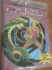 """MARTIN MYSTERE Busta fumetti """"la busta dell'impossibile""""  Colore Viola Variant"""