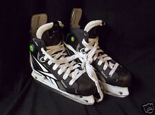 Reebok 6K Pump BOYS Youth HOCKEY SKATES Shoe Size 3.5