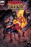 Marvel Zombies Resurrection #1 (Of 4) Patrick Zircher 1:50 Variant (09/02/2020)