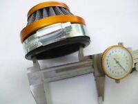 Filtre à air cornet or carburateur Dellorto SHA 15/15 mobylette cyclo mob st