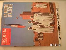 ** Historia Magazine Guerre d'Algérie n°291  bars berlinois au djebel tunisien