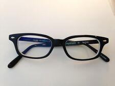 Legre LE 157 Col. Black Eyeglasses Size 47-18-145 Full Rim