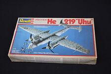 Barracuda 1//32 Heinkel He 219A-7 Uhu Open Cowl rabats Set # 32063