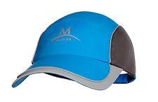 Misión Vaporcool Sombrero, Gorra Basebal con Protección UV 50 Negro Azul