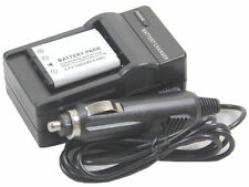 new NP-80 Battery and Charger for Casio EX-ZS50 EX-MR1 QV-R300 R200 R100 EX-G1