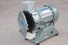 250W Micro-soil Disintegrator Crusher Pulverizer 220V 1400rpm Fast Shipping