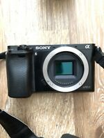 Sony Alpha Camera a6000 with 16-50mm Lens