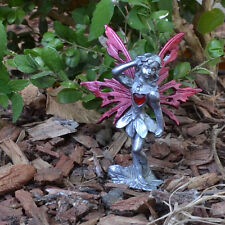 Pewter Fairy for Fairy Garden Collection or as a Gift Figurine Statue New -203B-