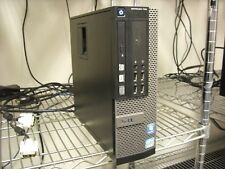 Dell OptiPlex 790 DT - Intel i3-2100 3.1GHz, 16GB, 750GB, Windows 10 Pro.  et