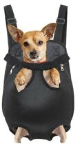 New listing Small Pet Cat Puppy Dog Carrier Backpack Travel Bag Legs Out