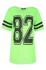 T-shirt, maglie e camicie da donna verde in poliestere taglia L