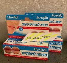 2X pcs Flexitol Lip Balm for dry lips