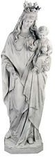 """65"""" Blessed Virgin Mary and Child Jesus Christian Religious  sculpture statue"""