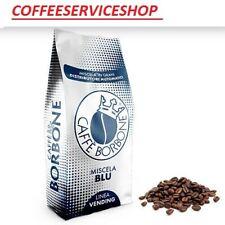 12 KG CAFFE' BORBONE BLU VENDING IN GRANI 12 BUSTE DA 1 KG