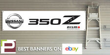 Nissan 350z Workshop Garage Banner