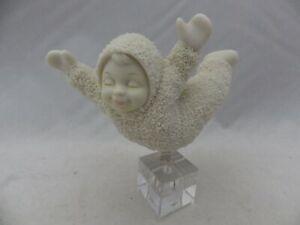 Department 56 Snowbabies - Jumping for Joy - #69036 - EUC